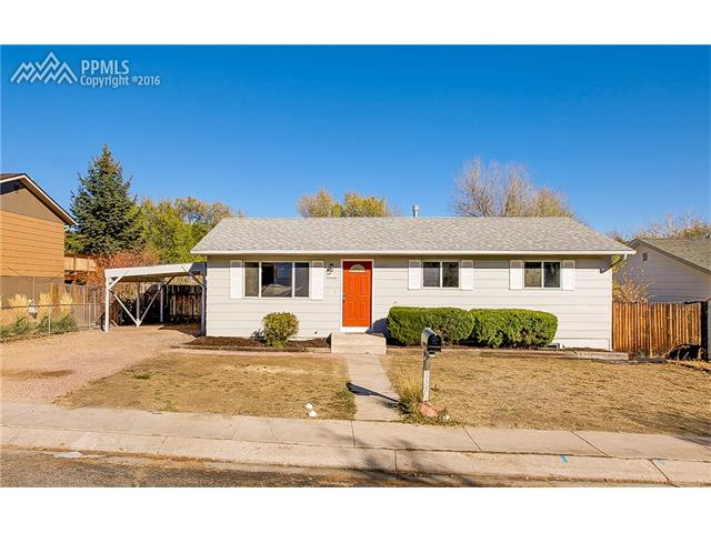 1235  Tonka Avenue Colorado Springs, CO 80904