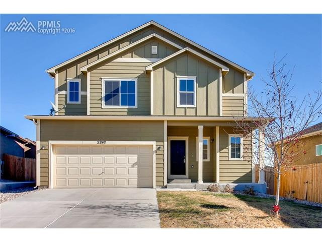 2247  Blue Fescue Court Colorado Springs, CO 80915