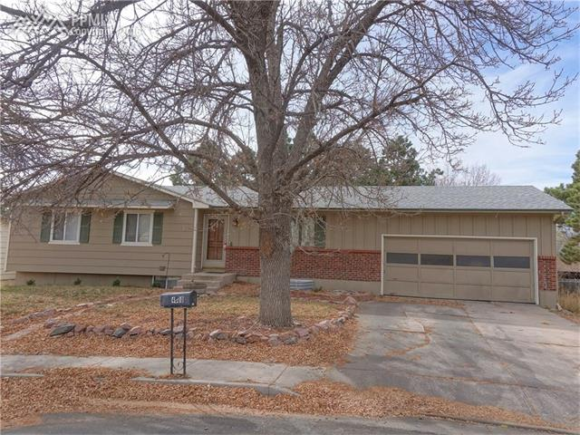 4630  Sprucewood Drive Colorado Springs, CO 80918
