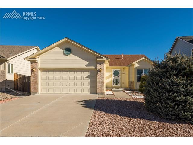 4561  Lazy River Drive Colorado Springs, CO 80922