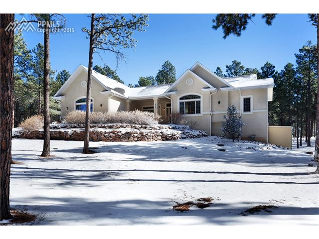 16151  Timber Meadow Drive Colorado Springs, CO 80908