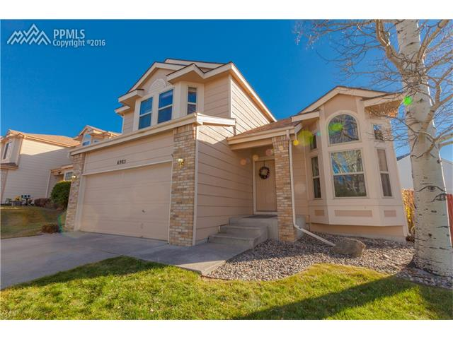 6985  Ashley Drive Colorado Springs, CO 80922