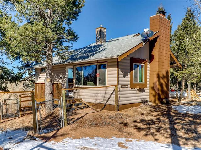 47  Red Cloud Road Woodland Park, CO 80863
