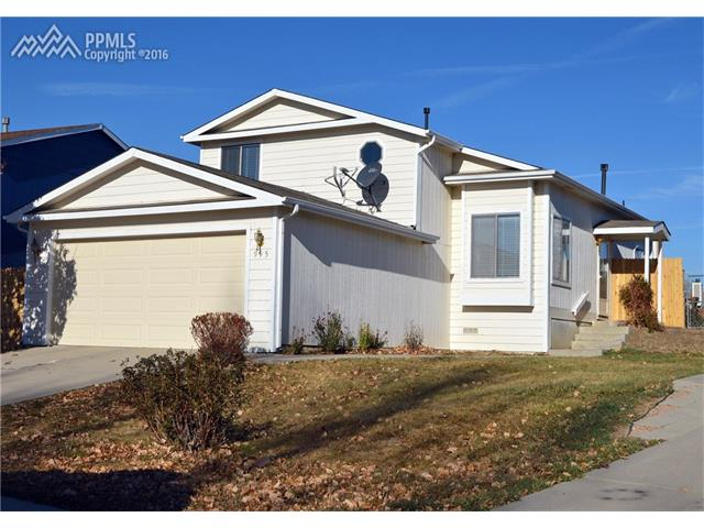 Fountain Ft Carson School District 8 Real Estate Homes for