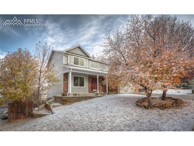 3410  Honeyburyl Drive Colorado Springs, CO 80918