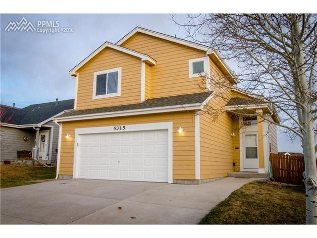 5315  Arroyo Street Colorado Springs, CO 80922