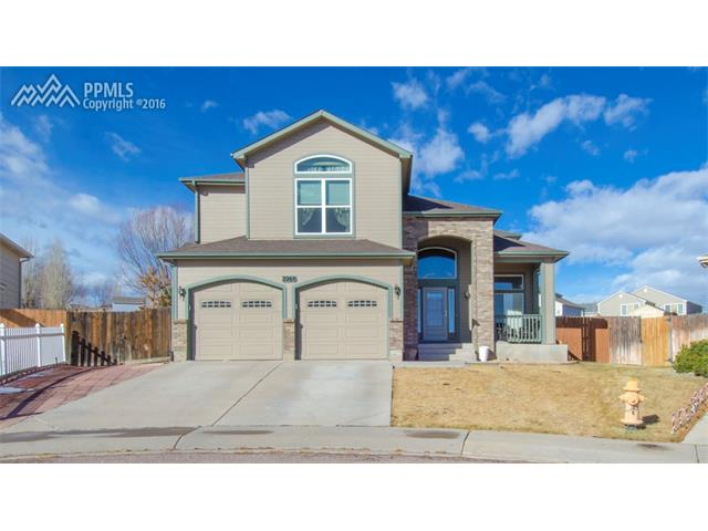 2268  Anthem Place Fountain, CO 80817