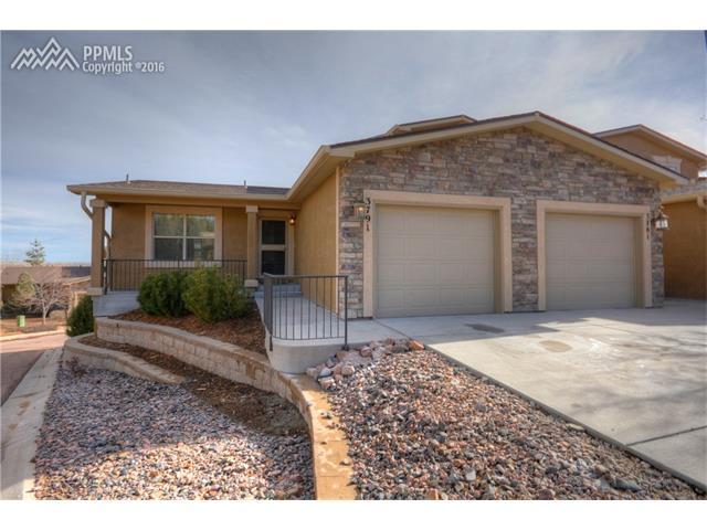3791  Homestead Ridge Heights Colorado Springs, CO 80917