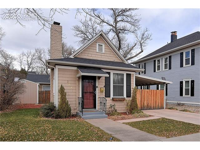 308 E Uintah Street Colorado Springs, CO 80903