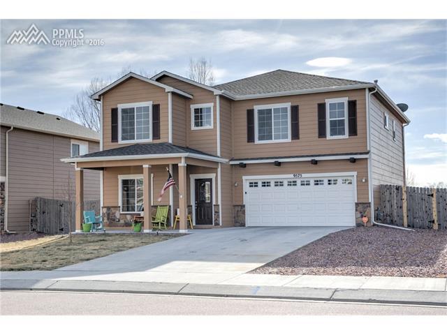 9575  Sand Myrtle Drive Colorado Springs, CO 80925