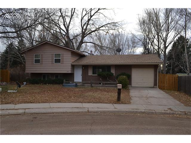 4221  Driftwood Drive Colorado Springs, CO 80918