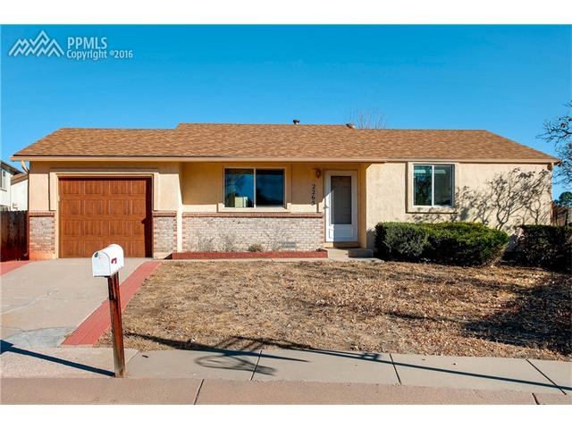 2265  Anthony Court Colorado Springs, CO 80916