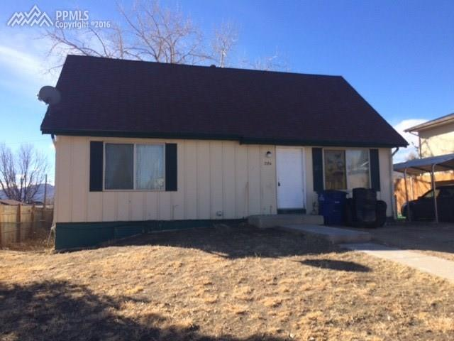 2184  Whitewood Drive Colorado Springs, CO 80910