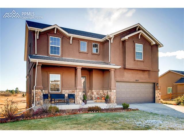 1095  Diamond Rim Drive Colorado Springs, CO 80921