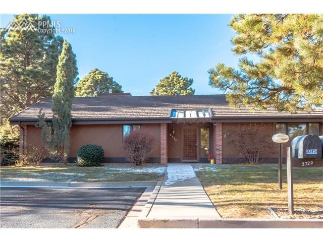 2720  Fox Grove Court Colorado Springs, CO 80906
