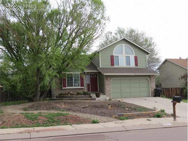 3820  Glenhurst Street Colorado Springs, CO 80906