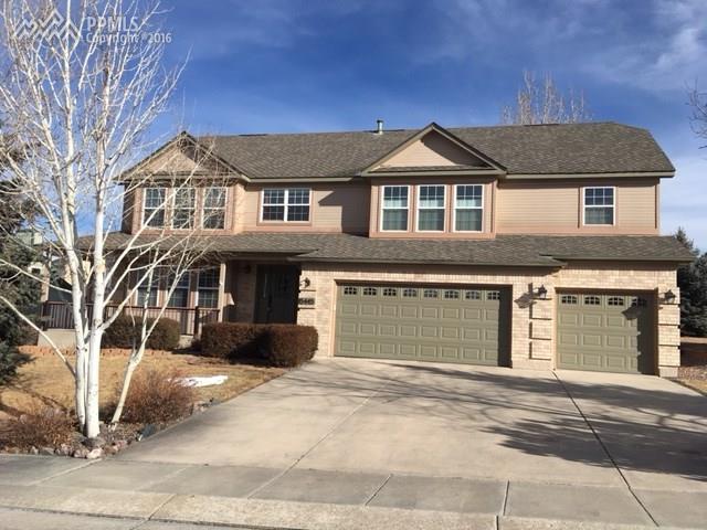 15445  Desiree Drive Colorado Springs, CO 80921