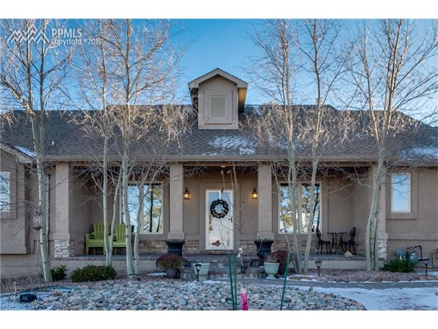 16875 W Cherry Stage Road Colorado Springs, CO 80921