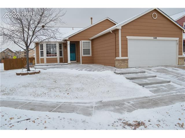 5148  Butterfield Drive Colorado Springs, CO 80923