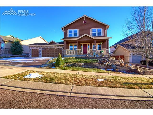 4705  Pascal Court Colorado Springs, CO 80920