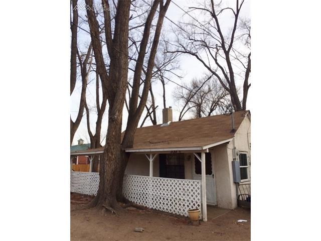 531  Crockett Lane Colorado Springs, CO 80905