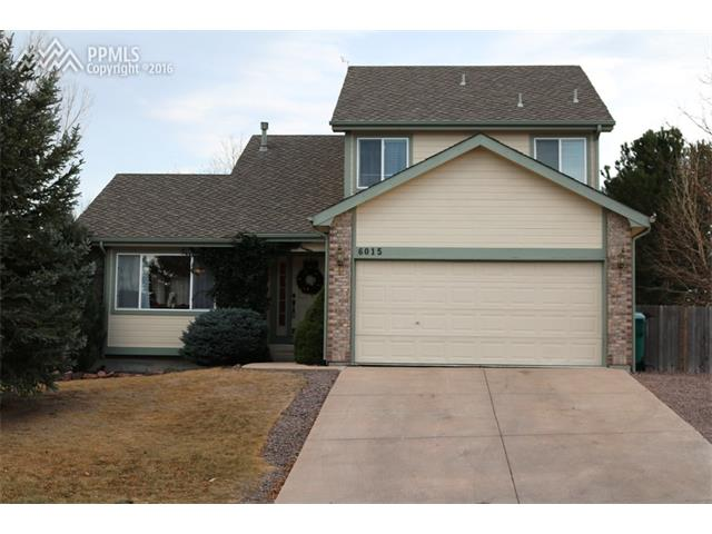 6015  Red Hill Circle Colorado Springs, CO 80919