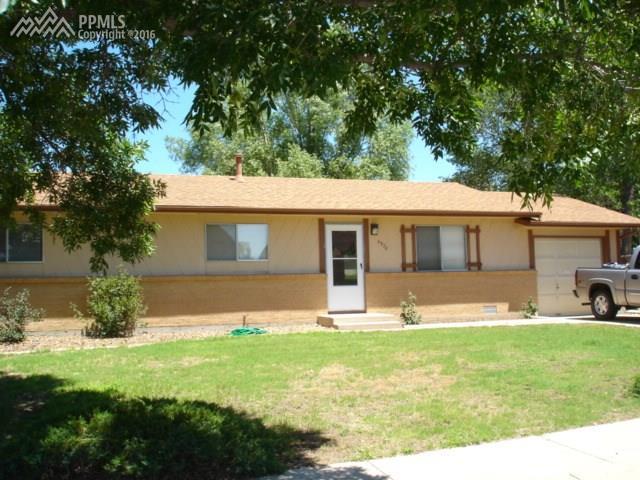 4920  Irving Drive Colorado Springs, CO 80916