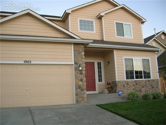 4862  Gami Way Colorado Springs, CO 80911