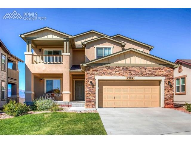 9082  Kennebec Pass Trail Colorado Springs, CO 80924