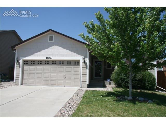 4521  Range Creek Drive Colorado Springs, CO 80922
