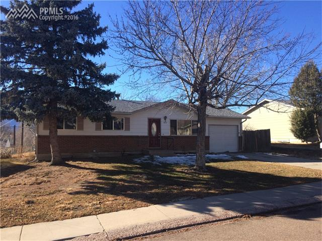 1910  Olympic Drive Colorado Springs, CO 80910