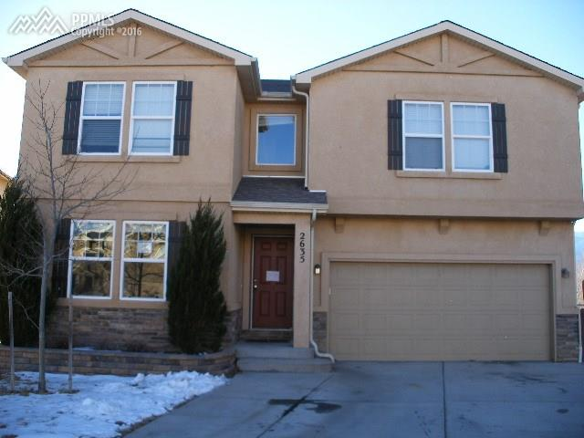 2635  Winterbourne Street Colorado Springs, CO 80910