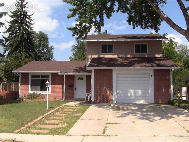 3006  Gomer Avenue Colorado Springs, CO 80910