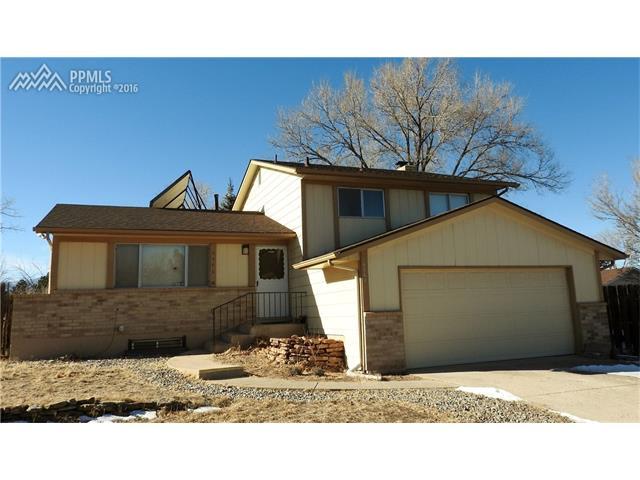6160  Flintridge Drive Colorado Springs, CO 80918