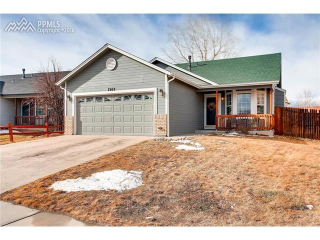 7262  Banberry Drive Colorado Springs, CO 80925