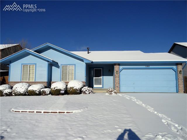 1180  Pond Side Drive Colorado Springs, CO 80911