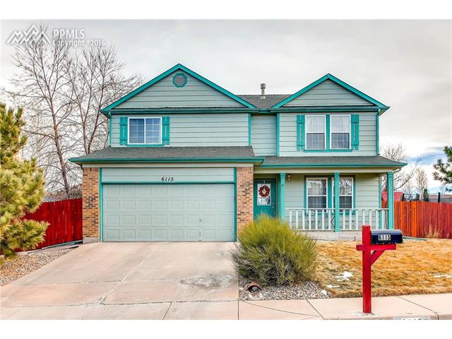 6115  Catskill Lane Colorado Springs, CO 80918
