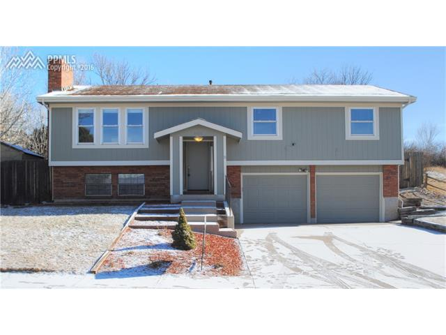 4485  Bell Flower Drive Colorado Springs, CO 80917