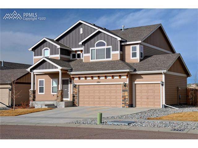 6764  Red Cardinal Loop Colorado Springs, CO 80908