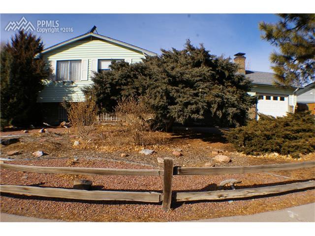 6650  Metropolitan Street Colorado Springs, CO 80911