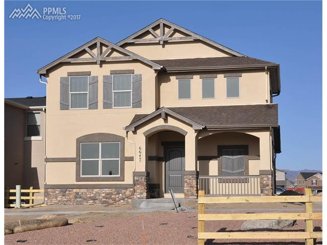 6647  Storm Rider Way Colorado Springs, CO 80923