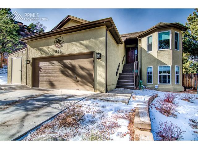 545  Popes Valley Drive Colorado Springs, CO 80919