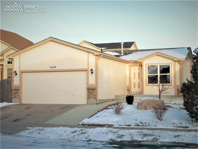 5699  Butterfield Drive Colorado Springs, CO 80923