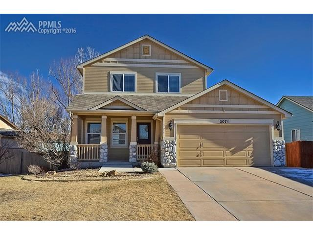 3071  Ellesmere Drive Colorado Springs, CO 80922
