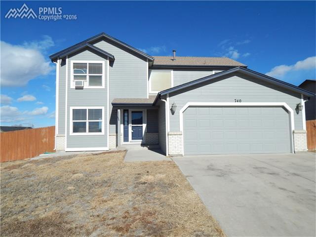740  Foxwood Drive Colorado Springs, CO 80911