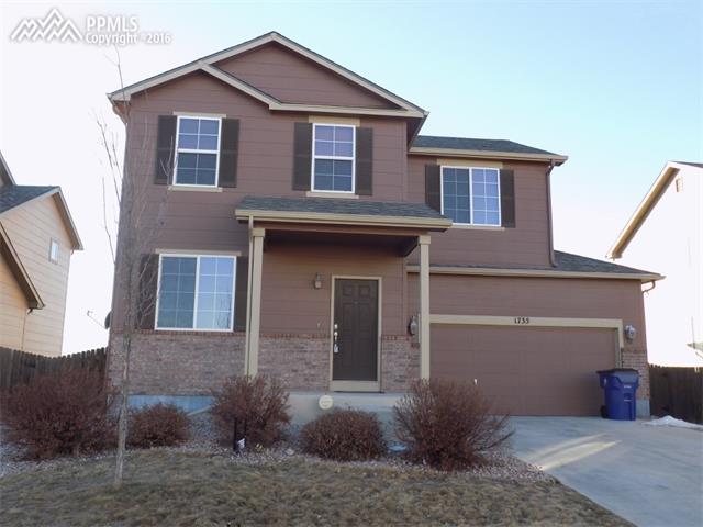 1735  Bucolo Avenue Colorado Springs, CO 80951
