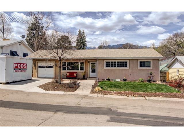 132  Pierce Drive Colorado Springs, CO 80906