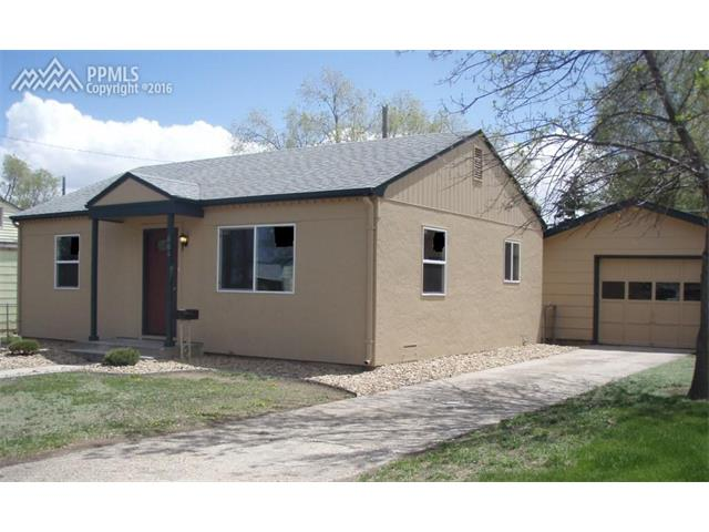 601  Stevens Avenue Colorado Springs, CO 80905
