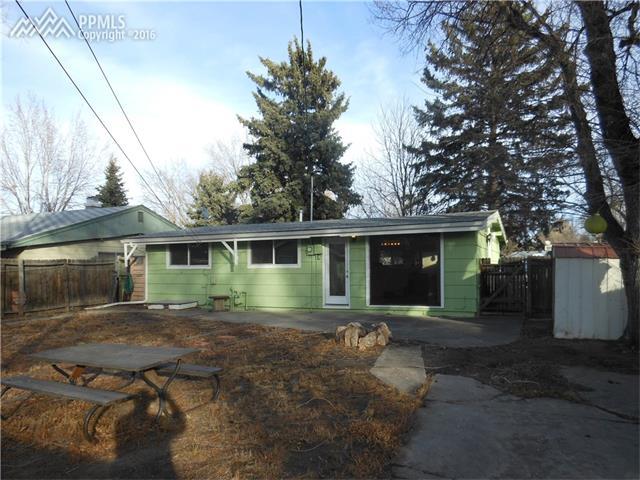 3208 N Arcadia Street Colorado Springs, CO 80907