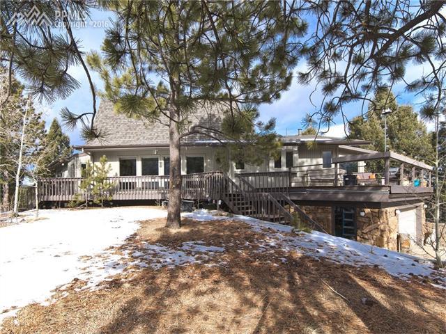 190  Princeton Drive Woodland Park, CO 80863